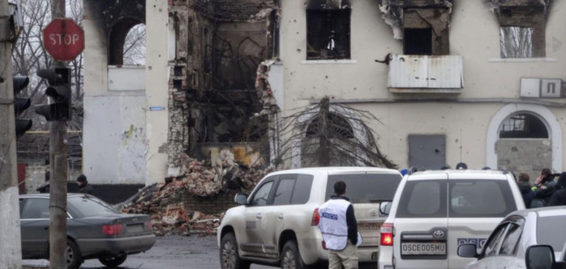 У Широкіно місію ОБСЄ бойовики зупинили пострілами