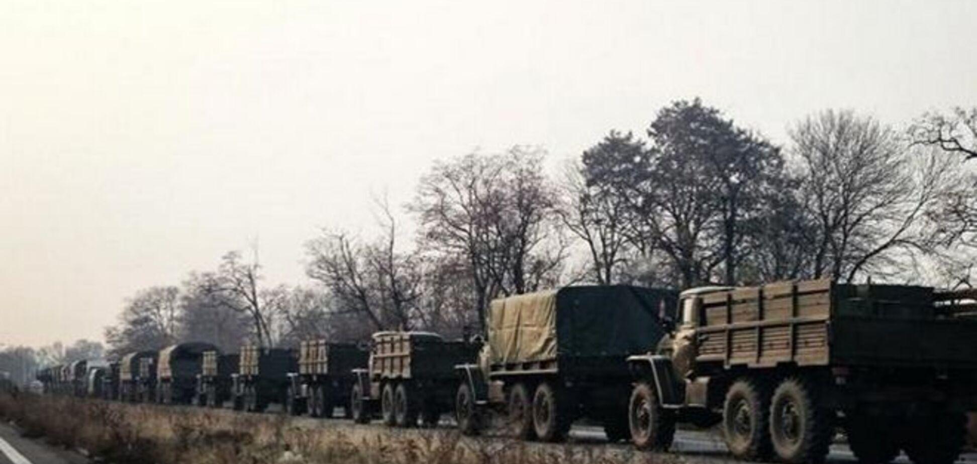 У штабі АТО підрахували, скільки російської техніки знаходиться зараз на озброєнні бойовиків