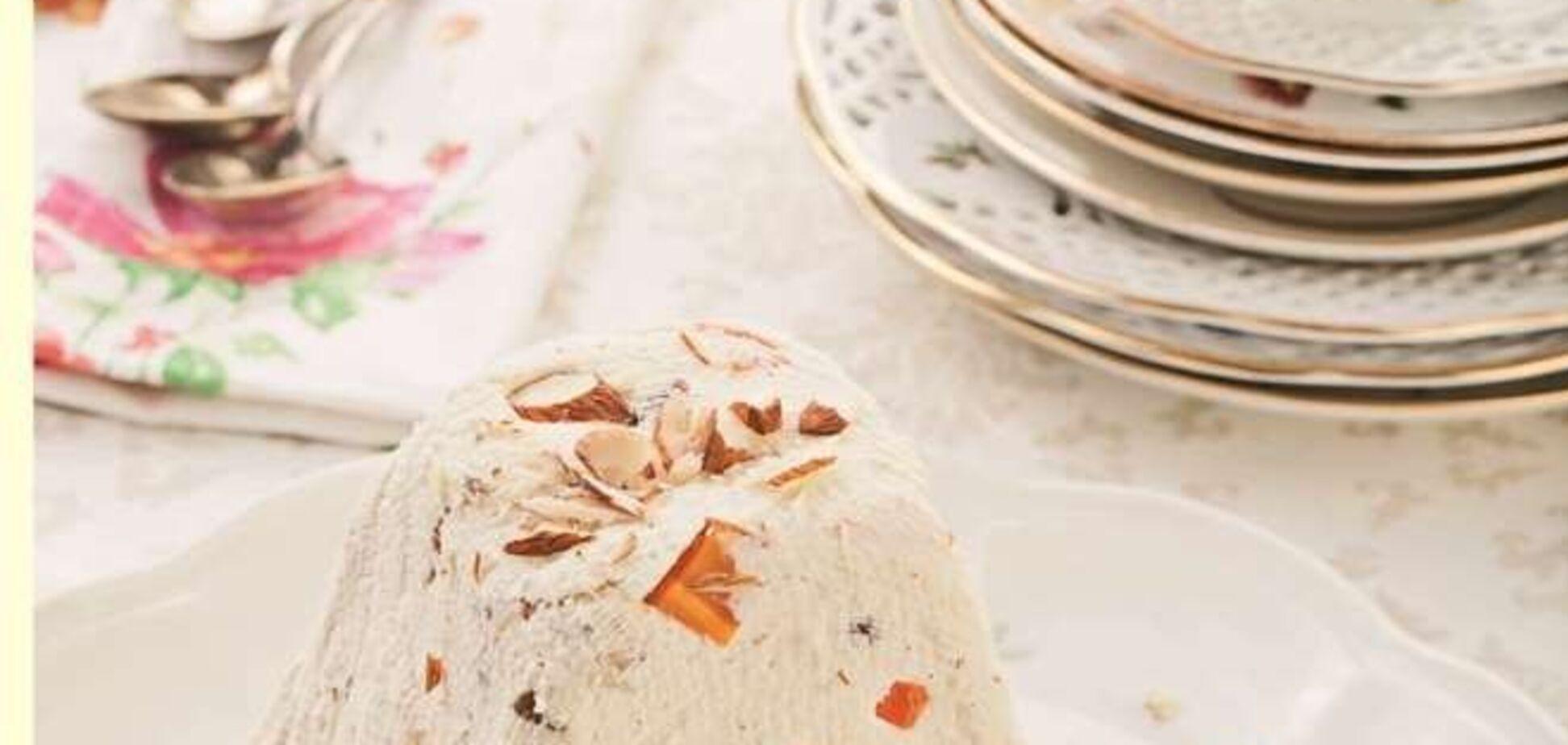 Идеальная ванильная паска с цукатами и миндалем от Высоцкой за полчаса
