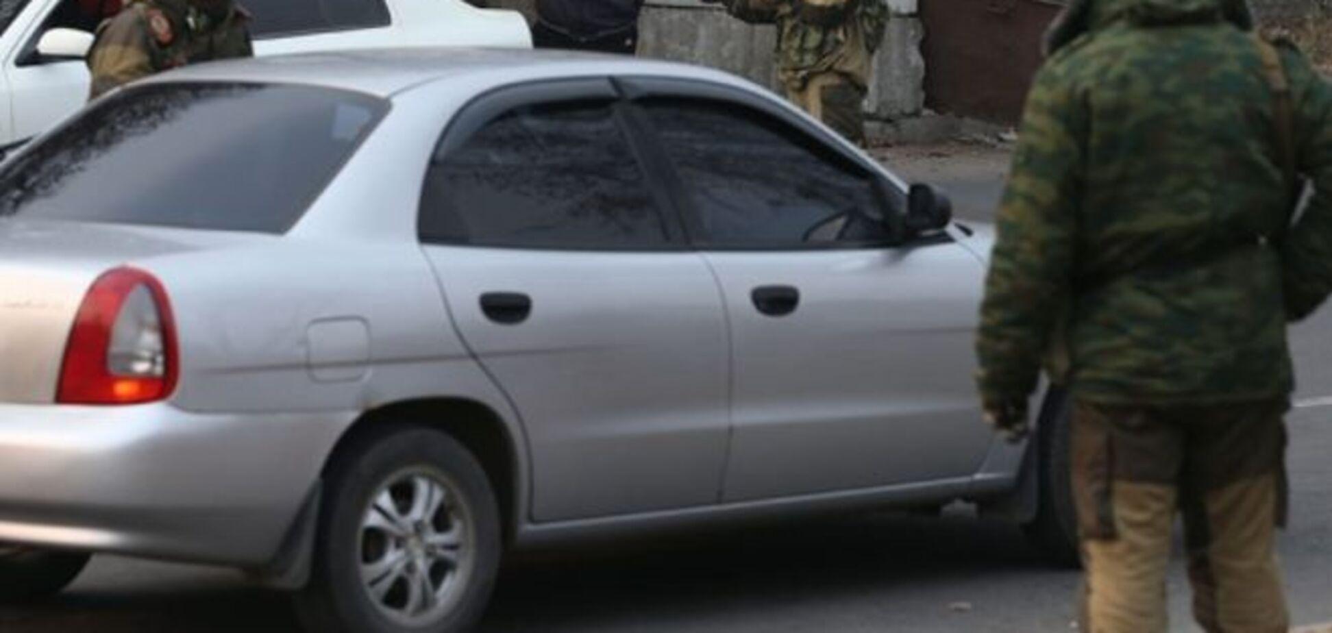 У Горлівці 'поліцай' з 'ДНР' по-звірячому побив чоловіка