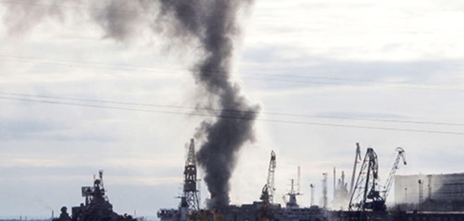 Пожар на атомной подлодке 'Орел': интересное сравнение