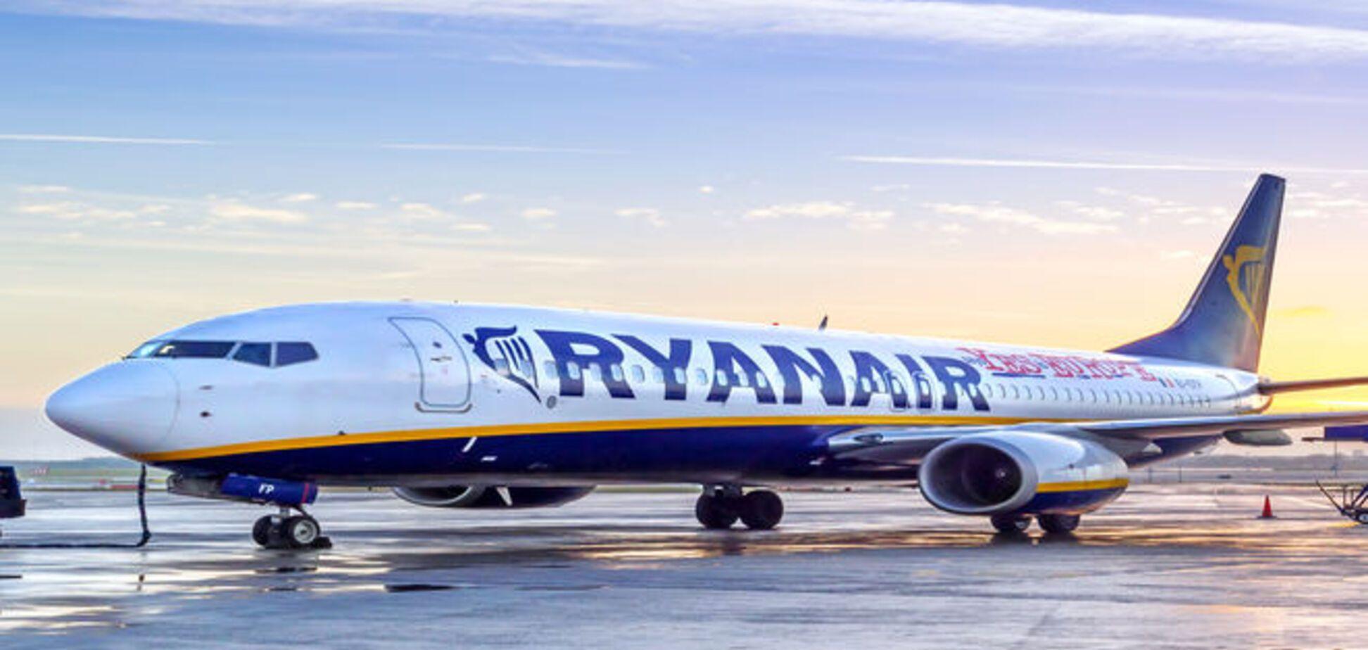 Крупнейший лоукост-авиаперевозчик Европы планирует зайти в Украину