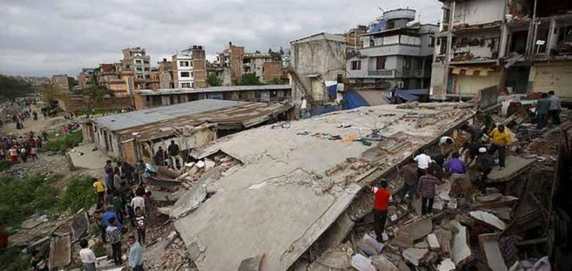 Новое землетрясение в Непале унесло жизни 26 человек, более 300 ранены