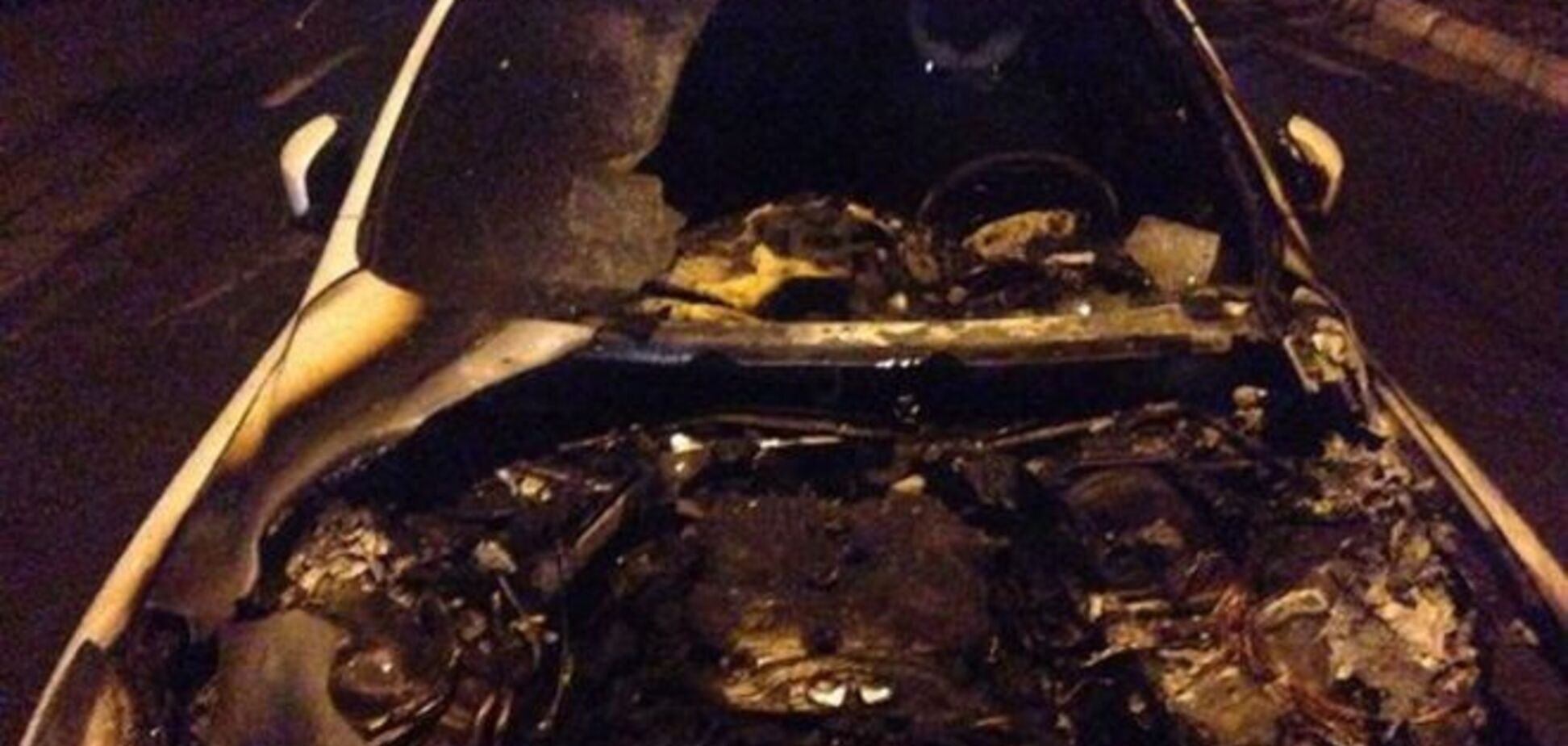 На Донеччині підірвали автомобіль. Загинув чоловік
