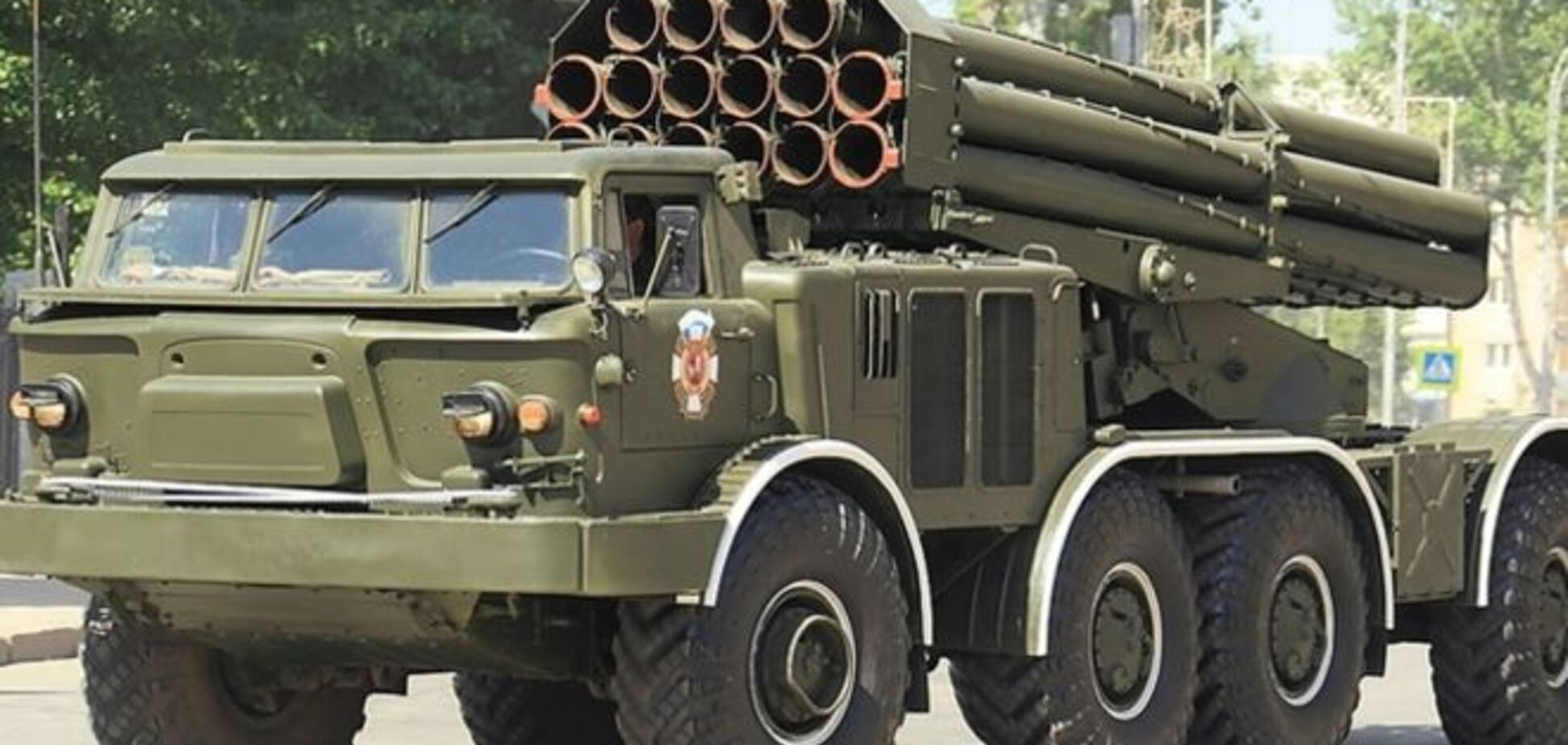 Під Іловайськ зайшла група реактивної артилерії терористів