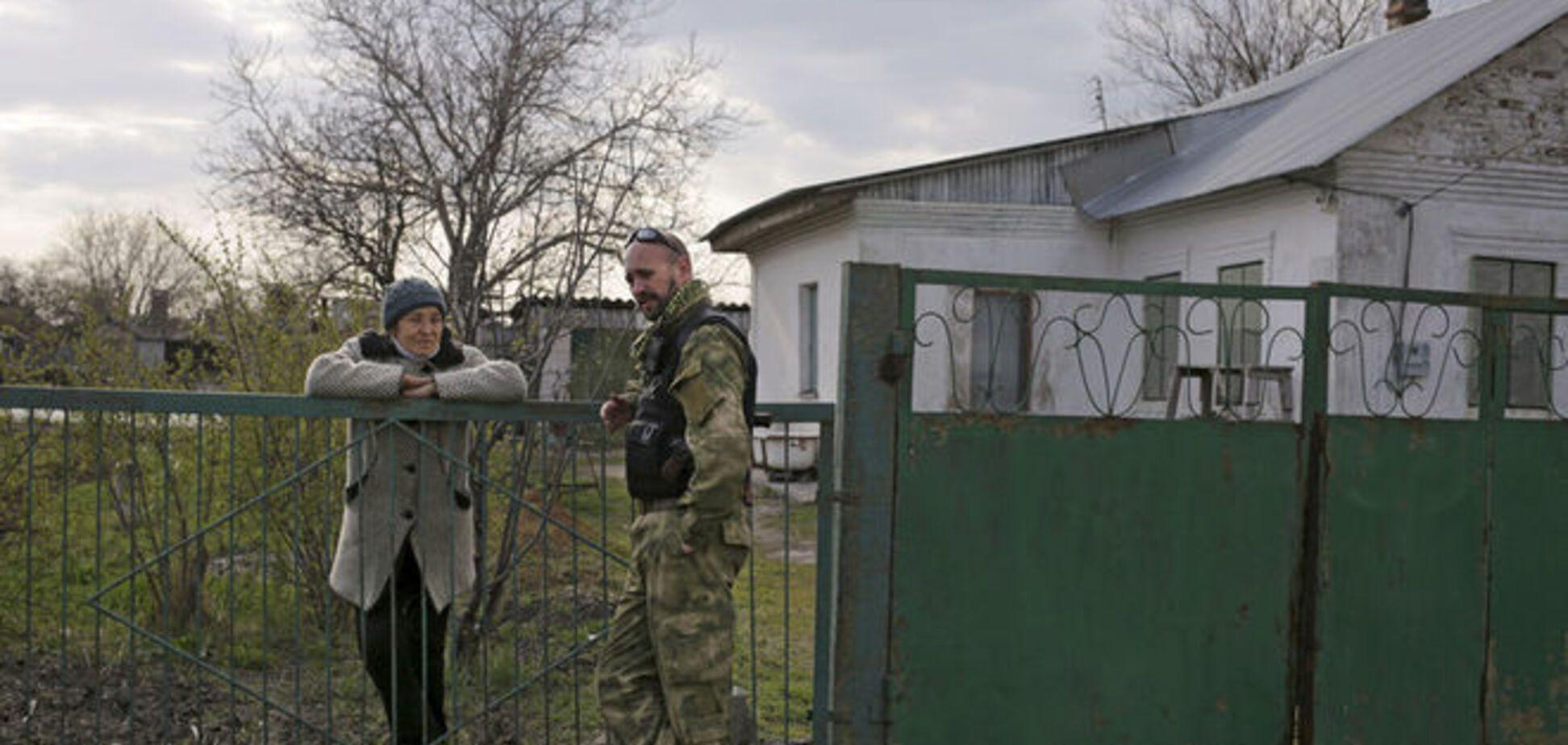 Терористи атакували Станицю Луганську: поранено бійців АТО і мирних жителів