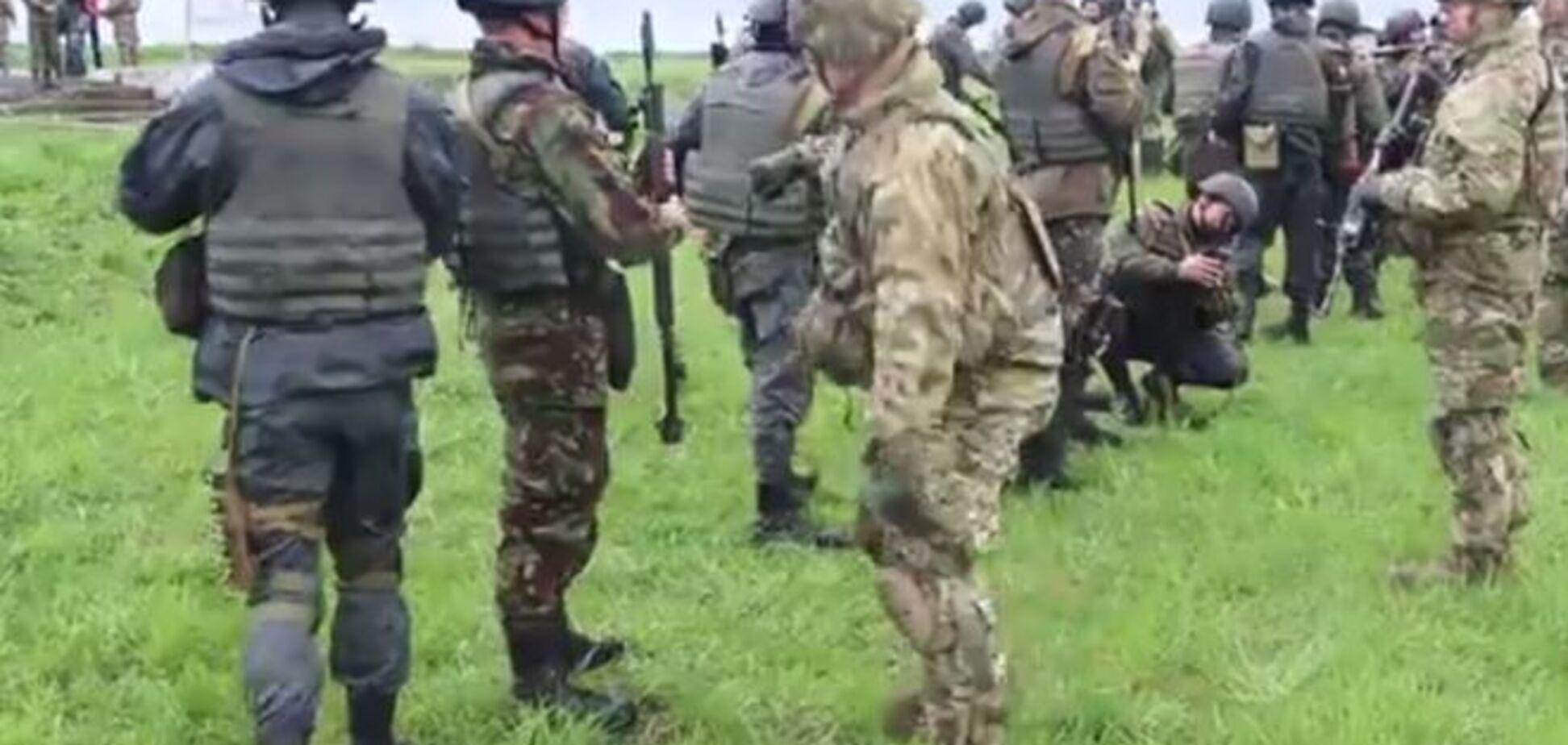 Опубліковано відео тренувань бійців ВСУ з американськими інструкторами