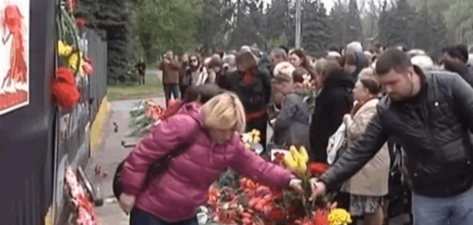 В Одесі знищили меморіал загиблим 2 травня і розгромили сквер Небесної сотні