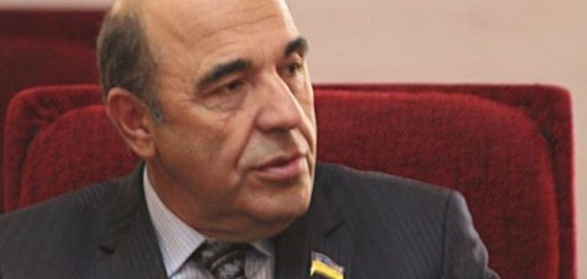 В 'Оппозиционном блоке' наметился раскол: первая жертва - Рабинович