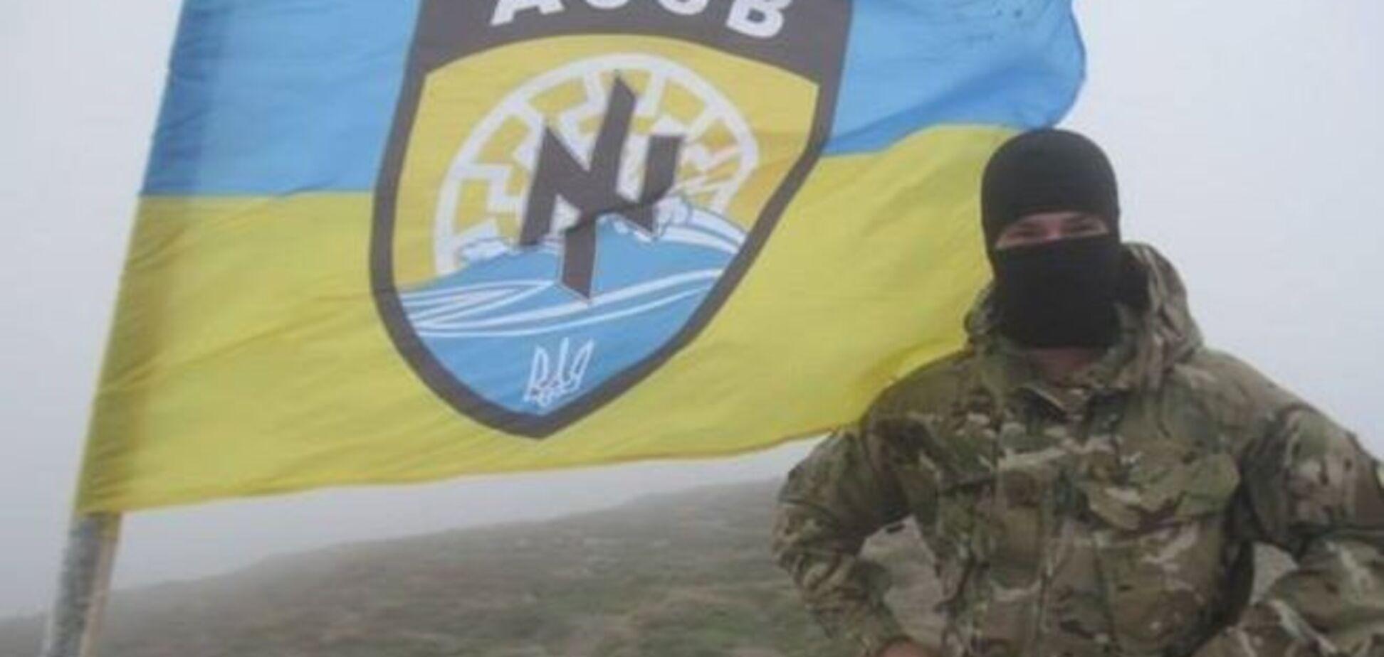 Бойцы 'Азова' ликвидировали гранатометчика террористов в Широкино: видеофакт