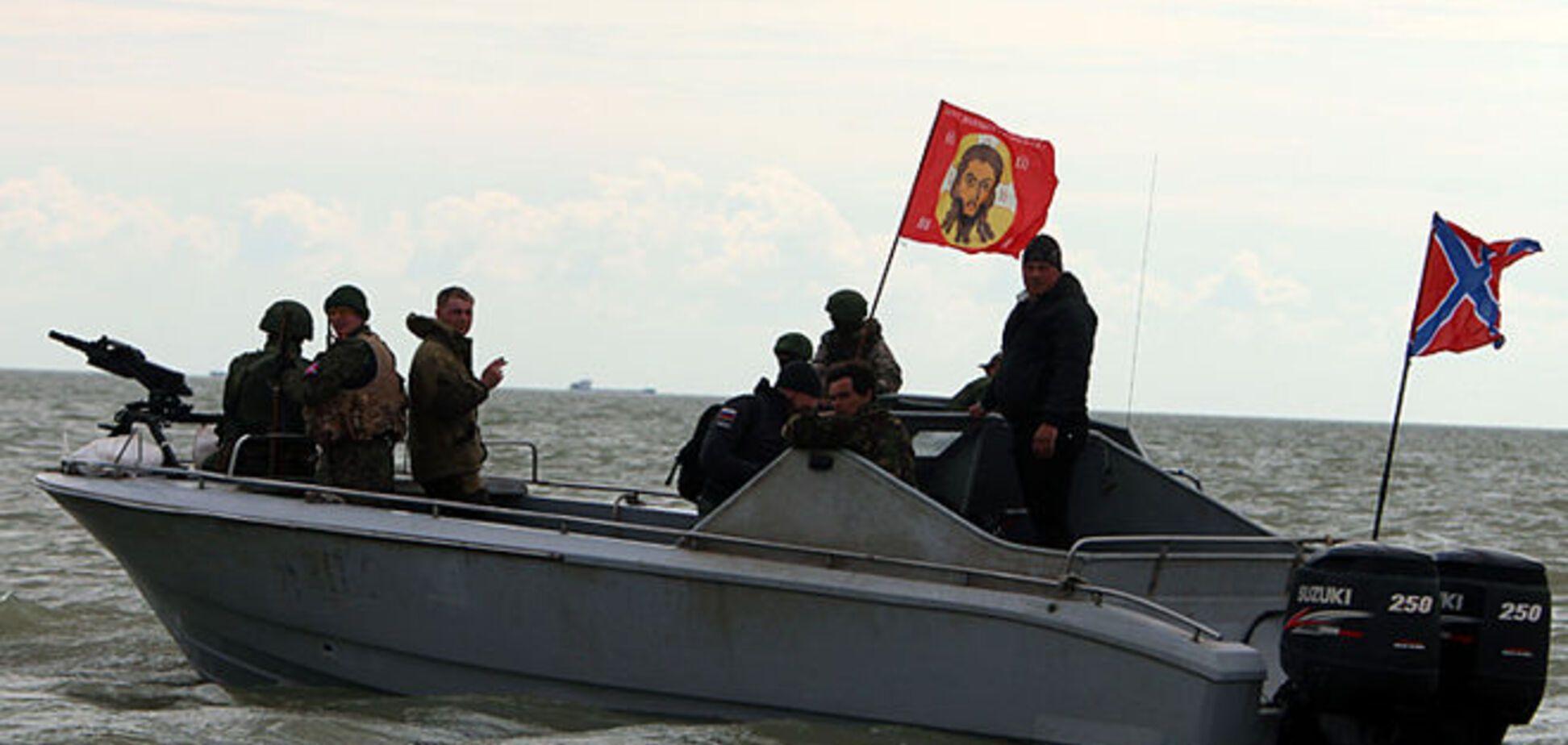 Верхом на ржавом корыте: кремлевские СМИ показали флот 'ДНР'