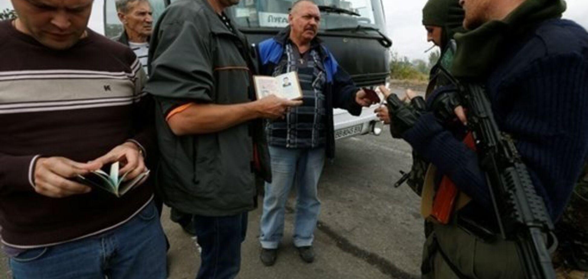 ОБСЕ выступило с критикой пропускной системы в зоне АТО