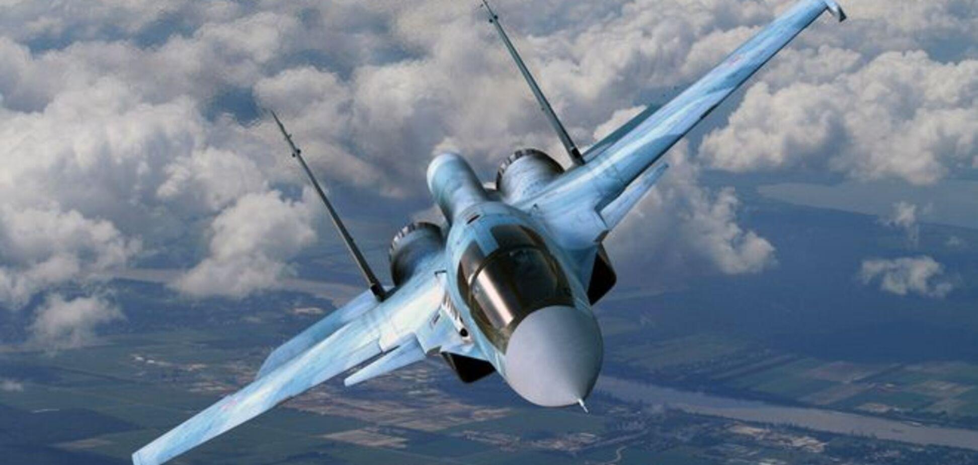Россия перебросила в Крым и Ростов новые бомбардировщики и истребители
