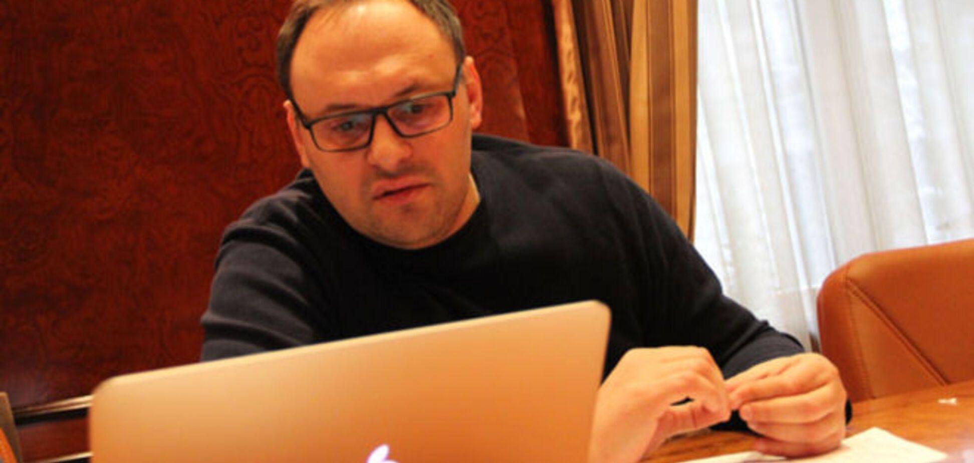 'Це очевидне безумство': Каськів відповів Авакову і викликав його на 'дуель'