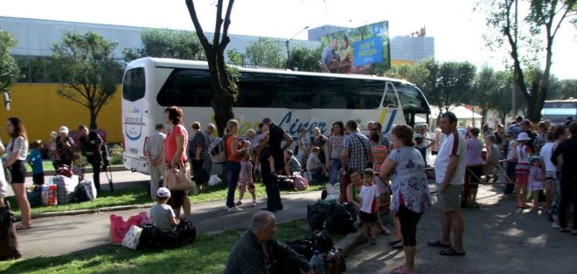 Терористи планують запустити автобус в окупований Крим