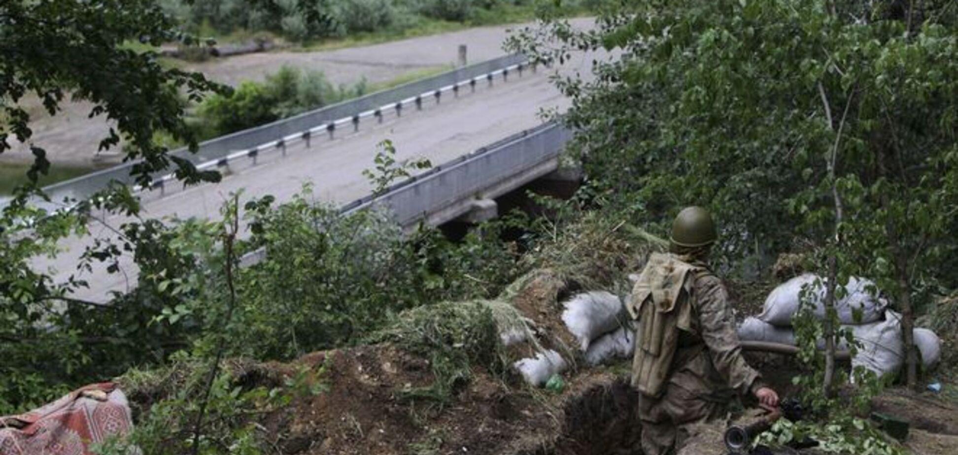 Терористи намагалися зайти в тил сил АТО