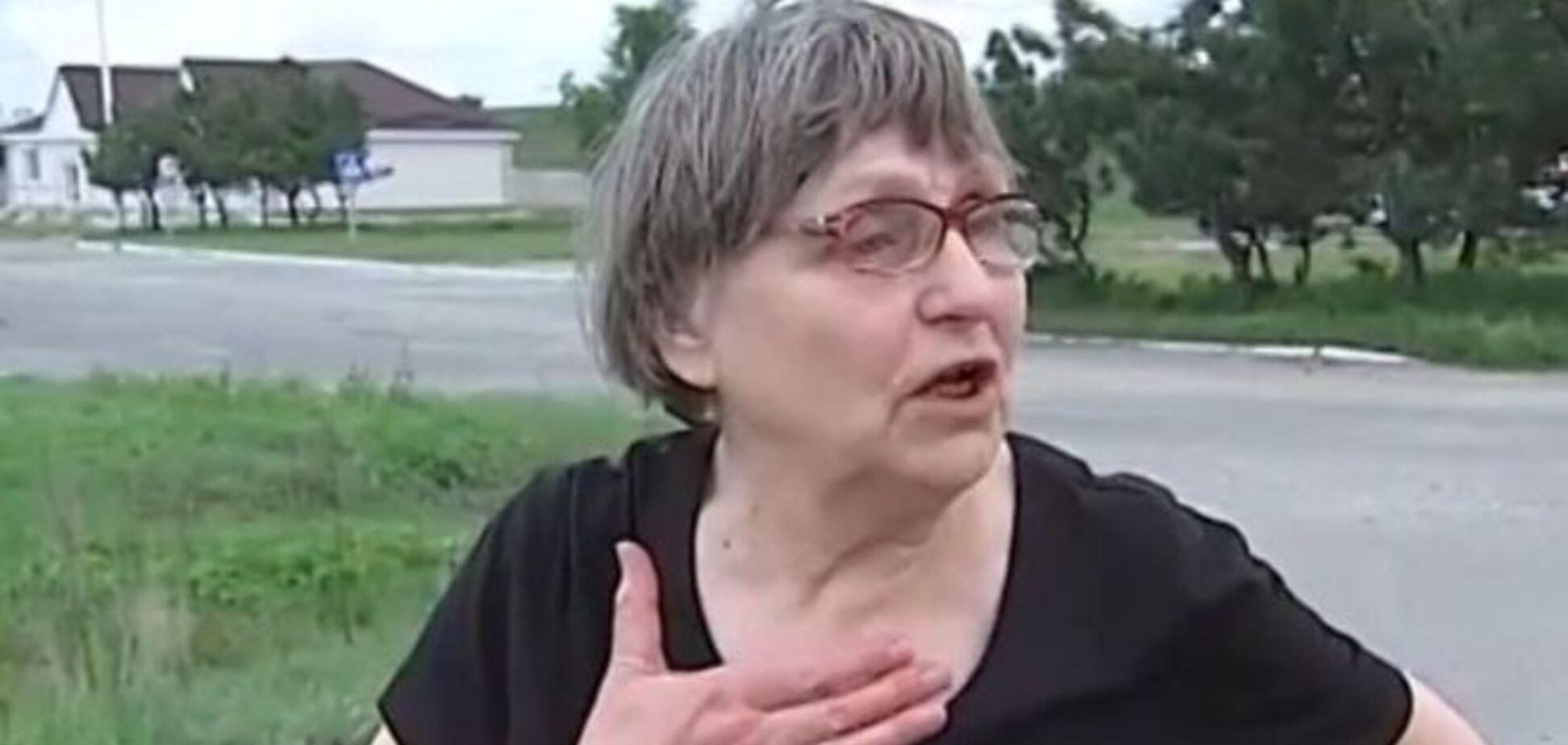 Жители Луганска уверяют, что 'не выбирали' террористов и ждут освободителей: опубликовано видео