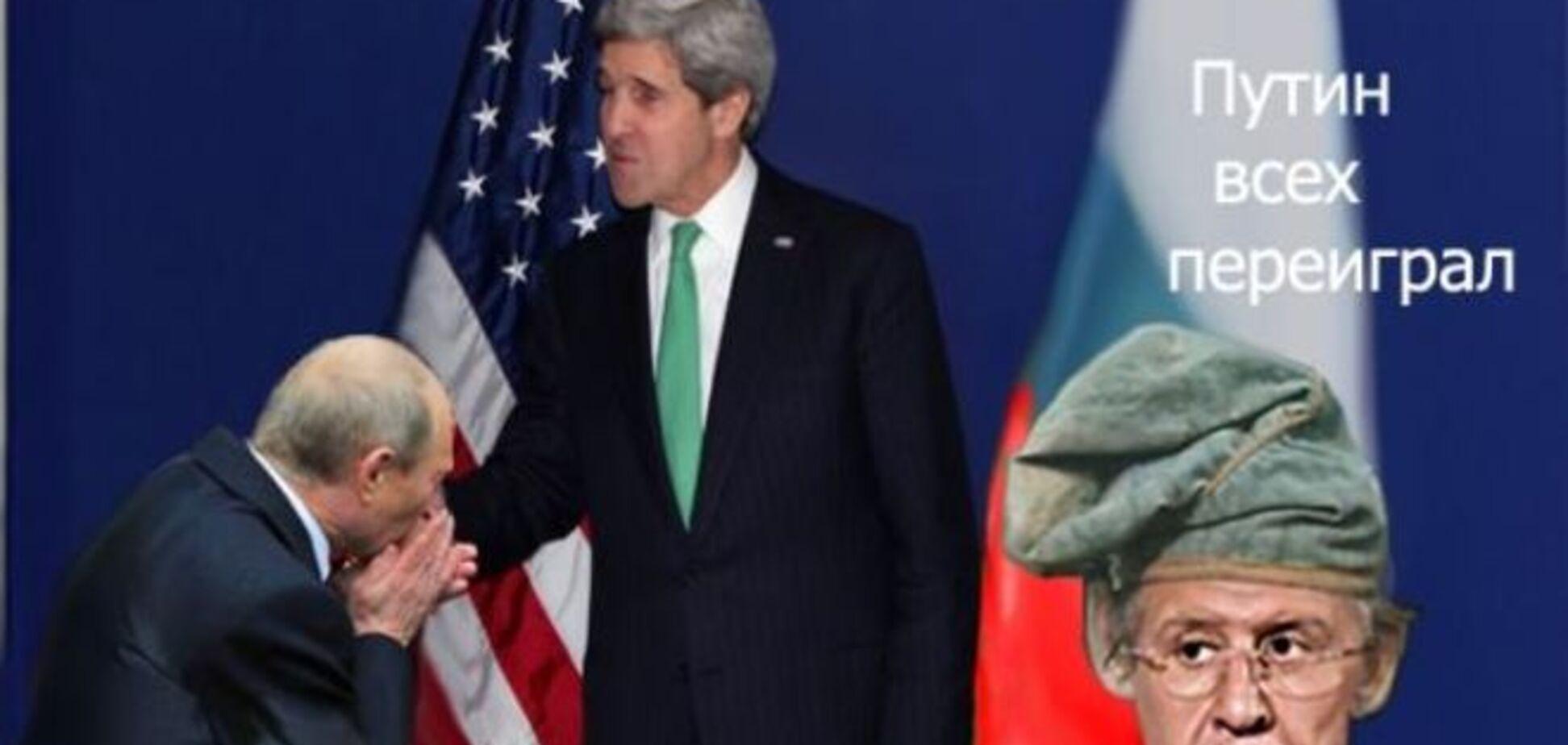 Передал через Керри картошку дочке в США: соцсети 'троллят' Лаврова