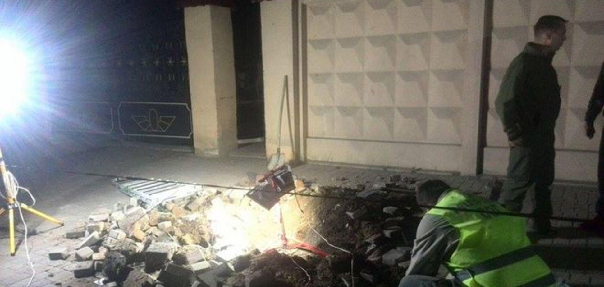 В Одесі знову прогримів вибух: опубліковані фото