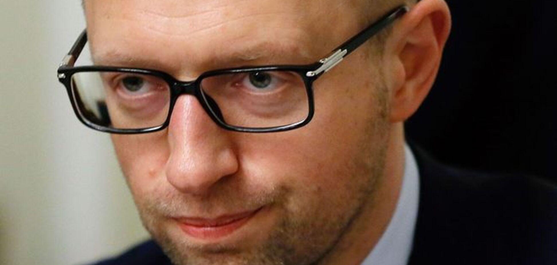 Яценюк причастен к уголовному делу Каськива: документы