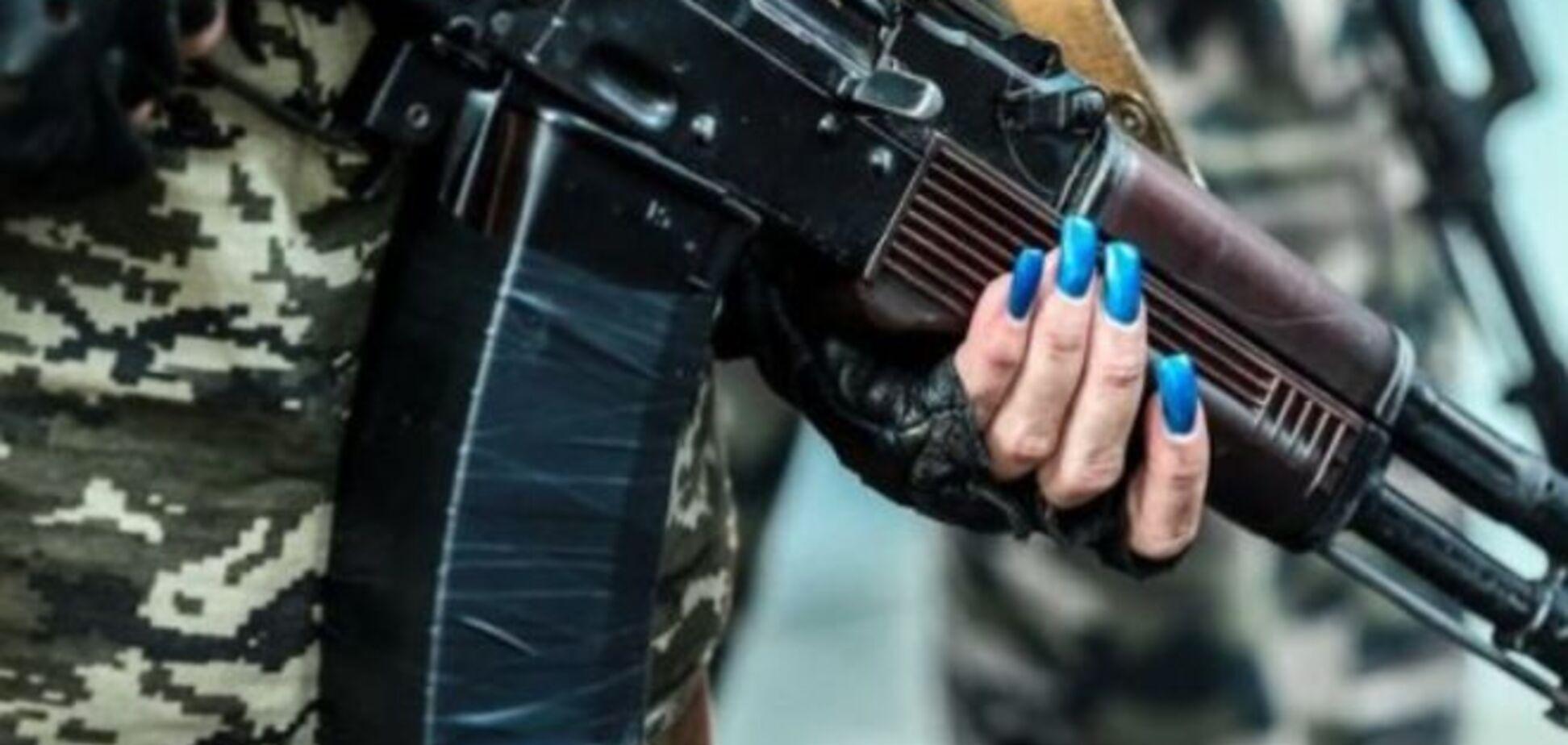 Терористи заявляють про розстріл 'розвідниці' ДНР 'після жорстоких тортур
