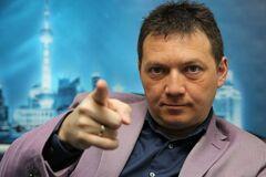 Российский комментатор стал героем насмешек в соцсетях
