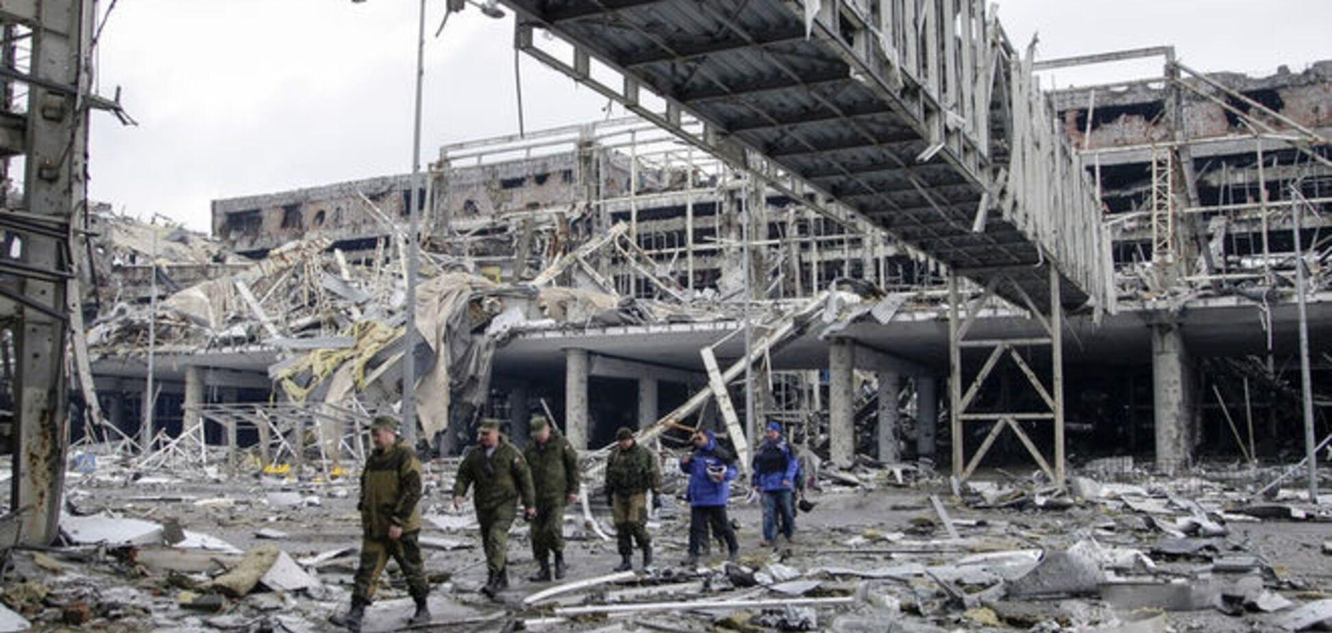 Ситуація навколо аеропорту Донецька залишається напруженою - ОБСЄ