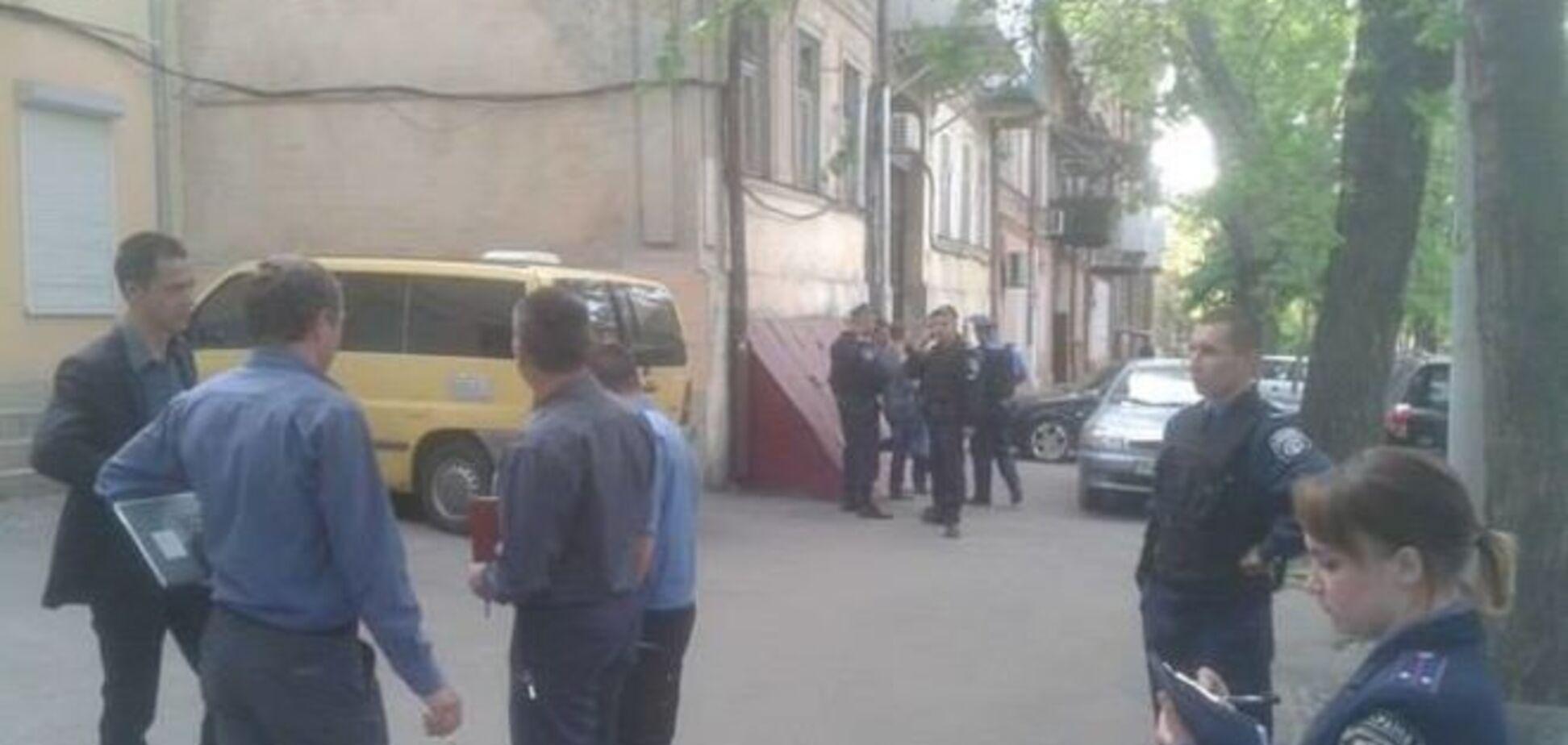 В Одесі третій вибух за три дні: в офіс 'Свободи' кинули вибухівку