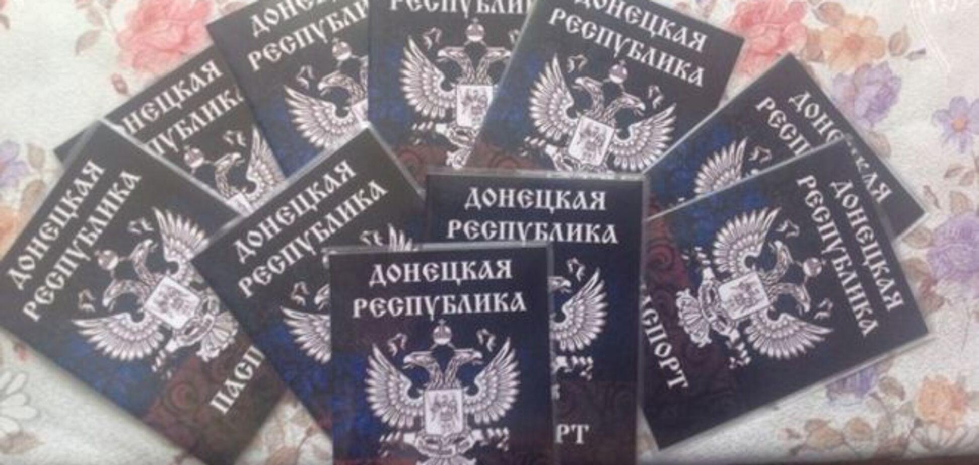Стало известно, когда 'ДНР' начнет выдавать паспорта