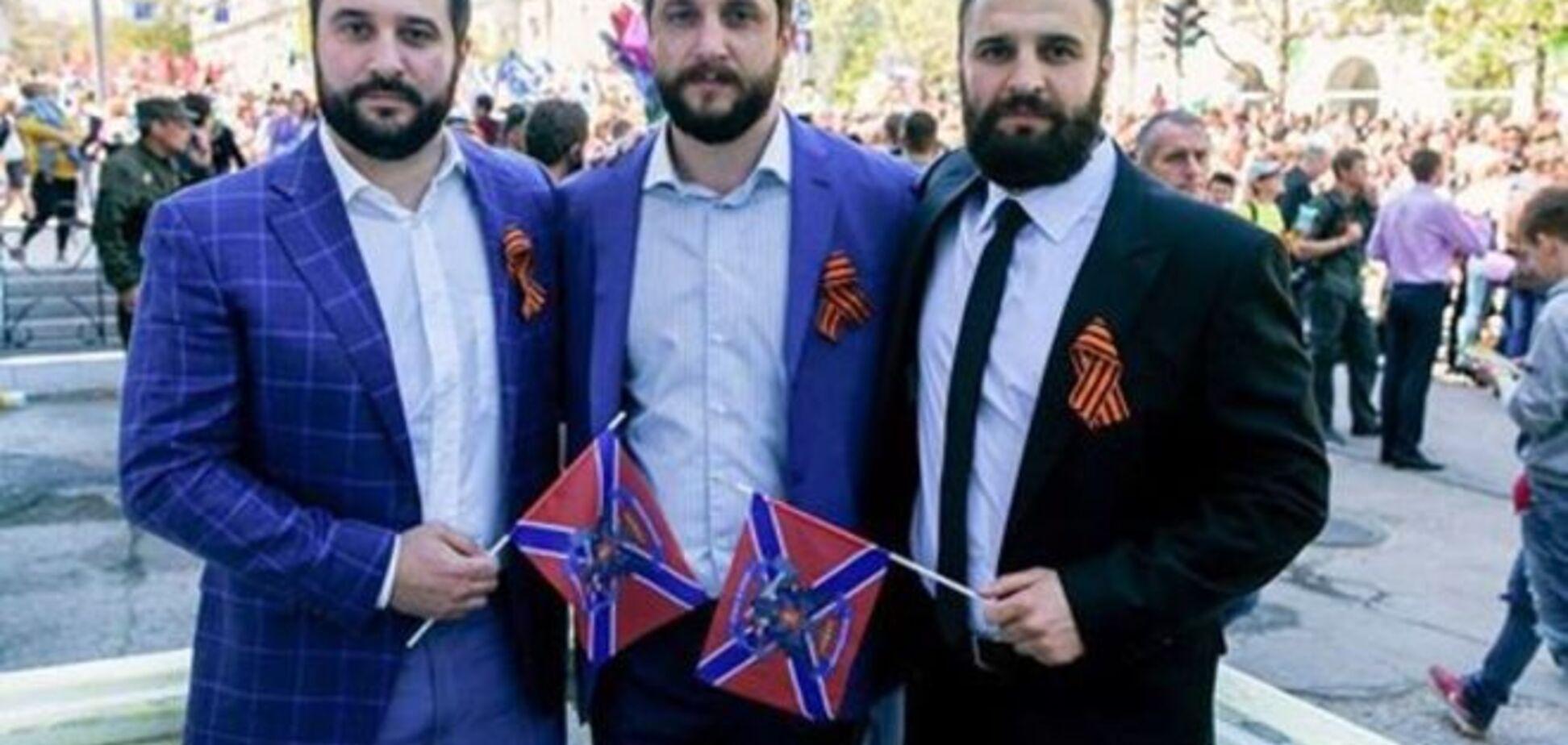 'Народний мер' Маріуполя хоче пройти містом у складі армії 'Новоросії'