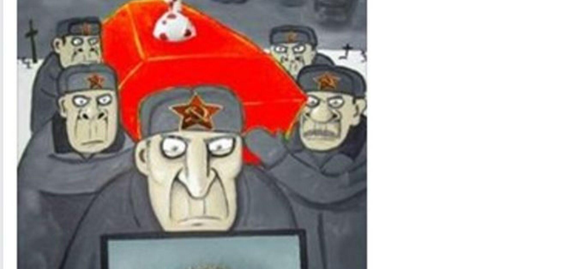 Соцмережі бурхливо відреагували на затримання російських офіцерів