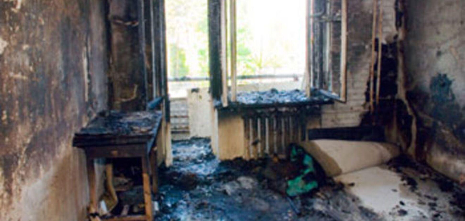 В Україні за добу від вогню загинули четверо