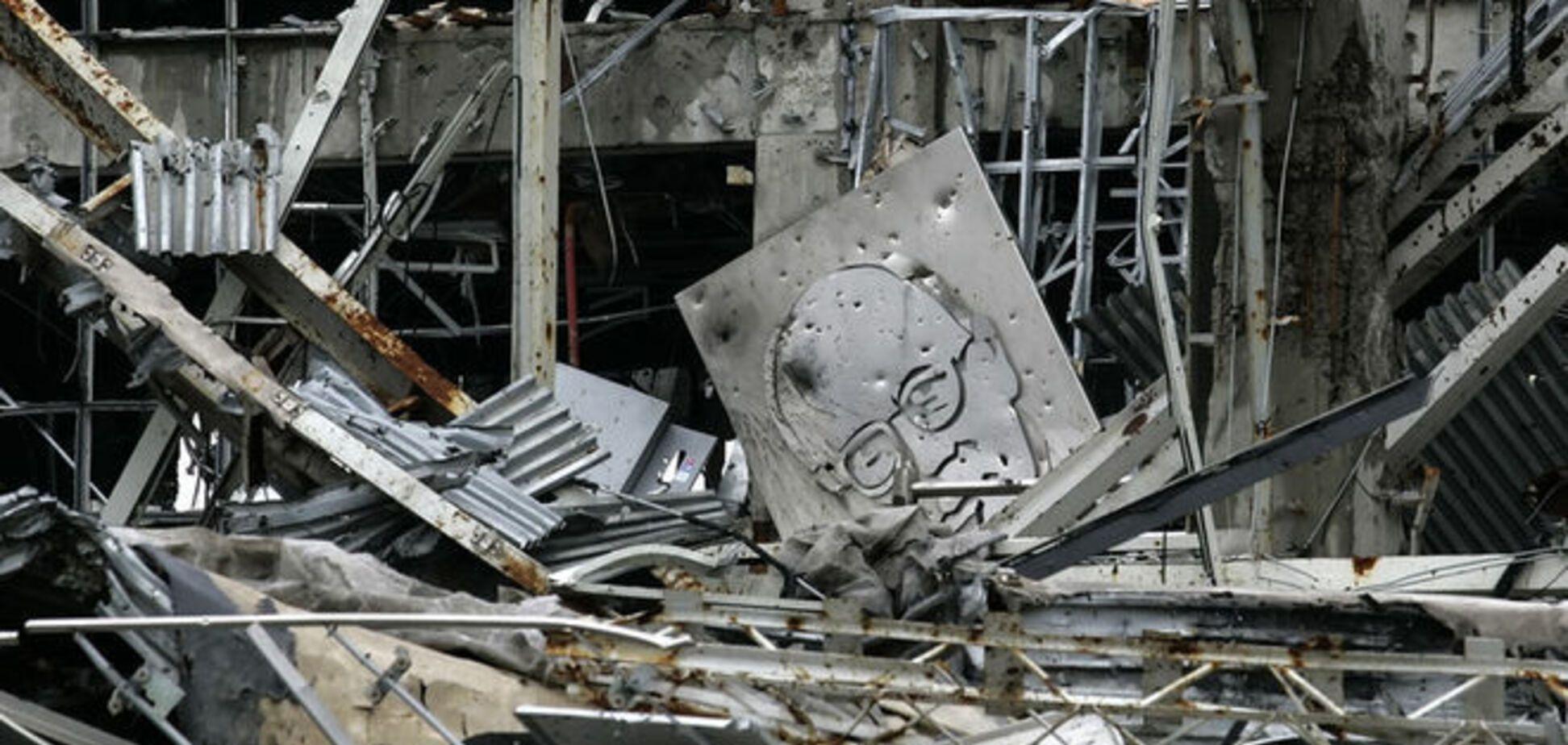 Силы АТО устроили 'ночной кошмар' террористам в донецком аэропорту