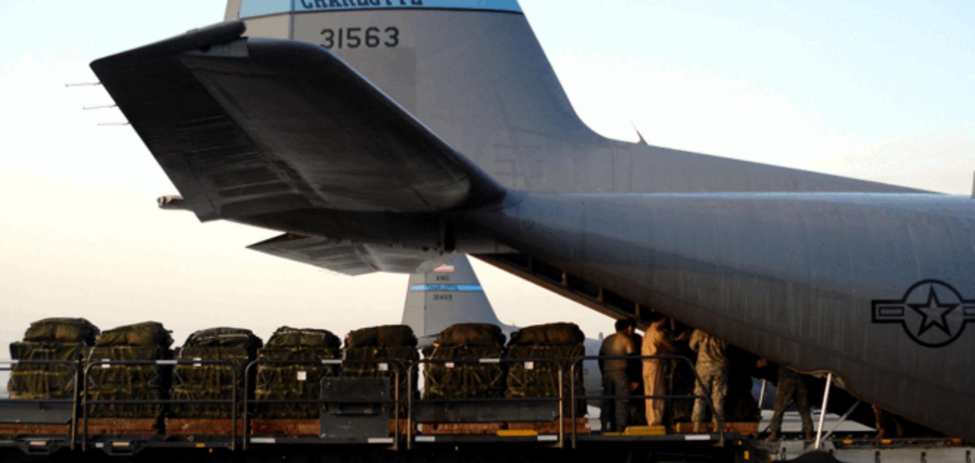 Россия закрыла США и НАТО транзит в Афганистан