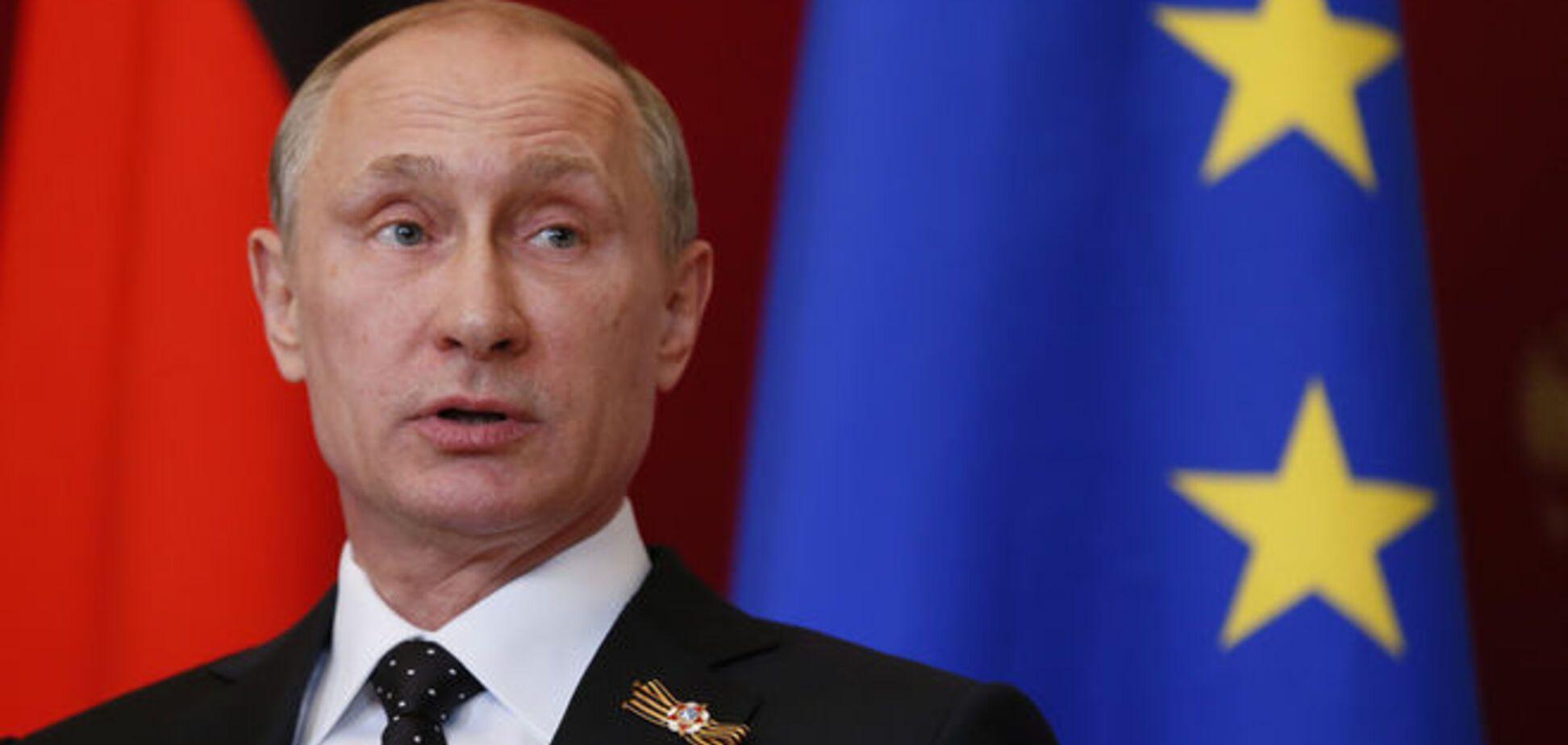 Путіну запропонували обміняти його полонених диверсантів на Савченко