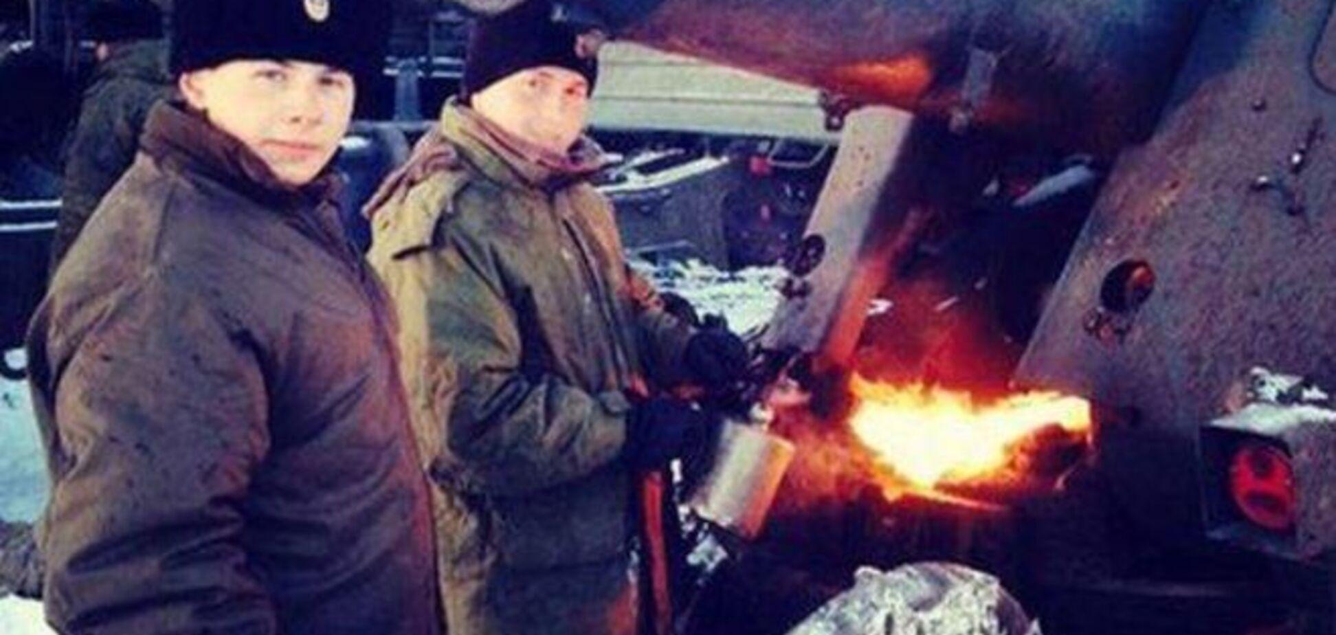 На кордоні України виявлено артилерію Балтійського флоту Росії: фотодокази
