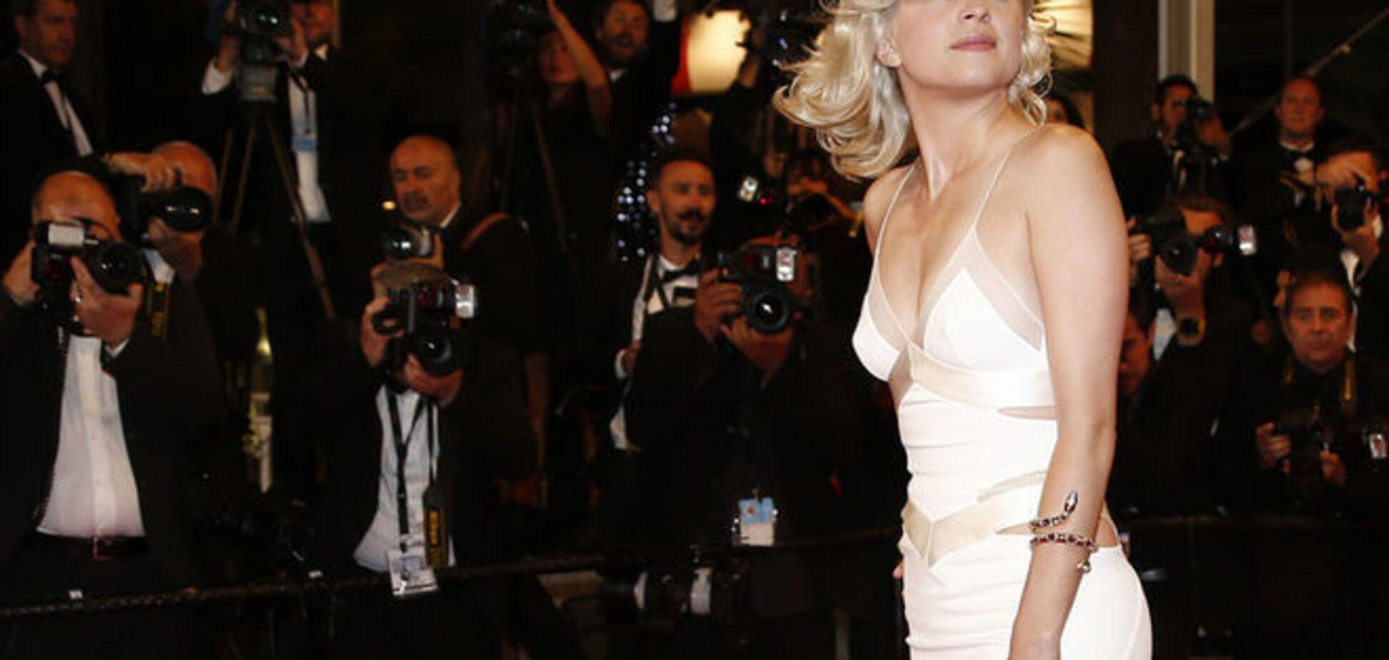 Вылитая Монро! Французская актриса поразила Канны соблазнительным нарядом