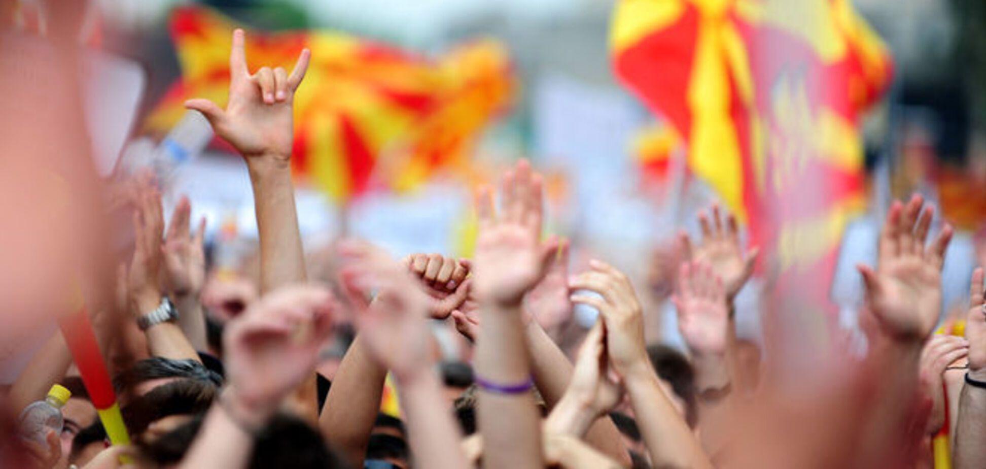 Il Giornale: за восстанием в Скопье стоит крупная газовая игра