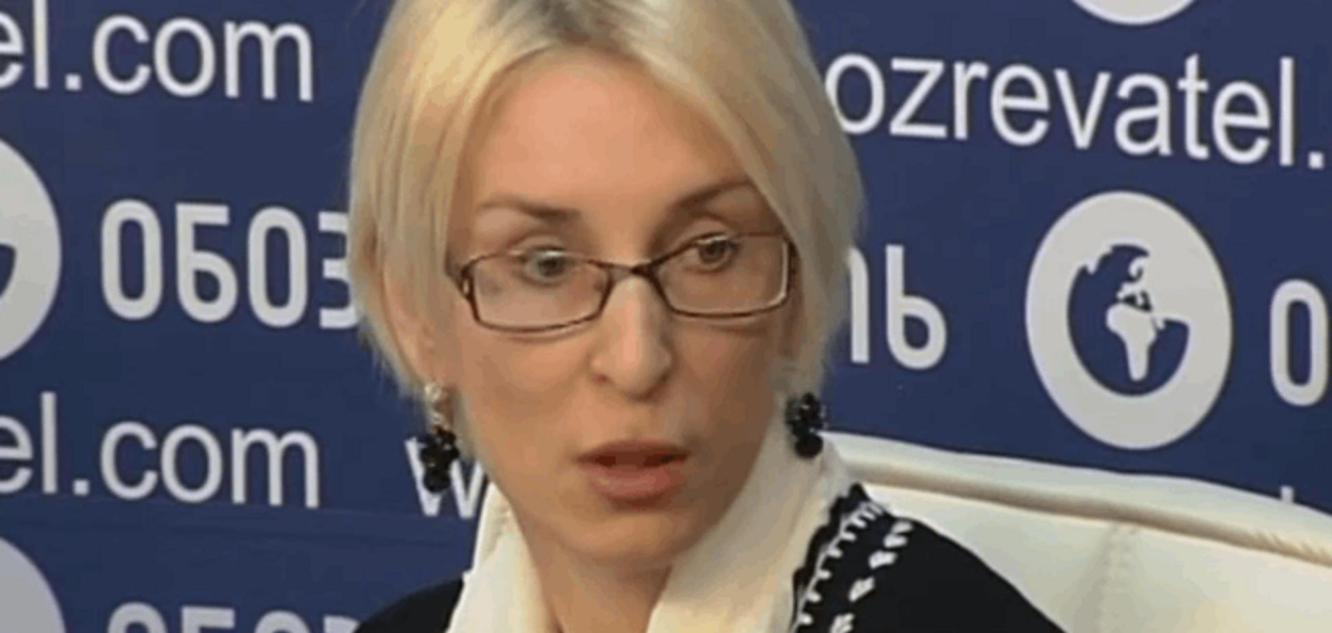 Путин сломает зубы о Крым – Богуцкая