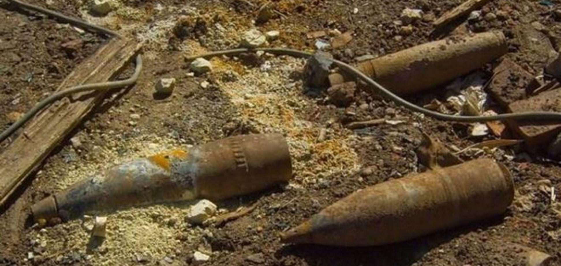 'Відлуння війни': у Дніпропетровській області тракторист підірвався на боєприпасі