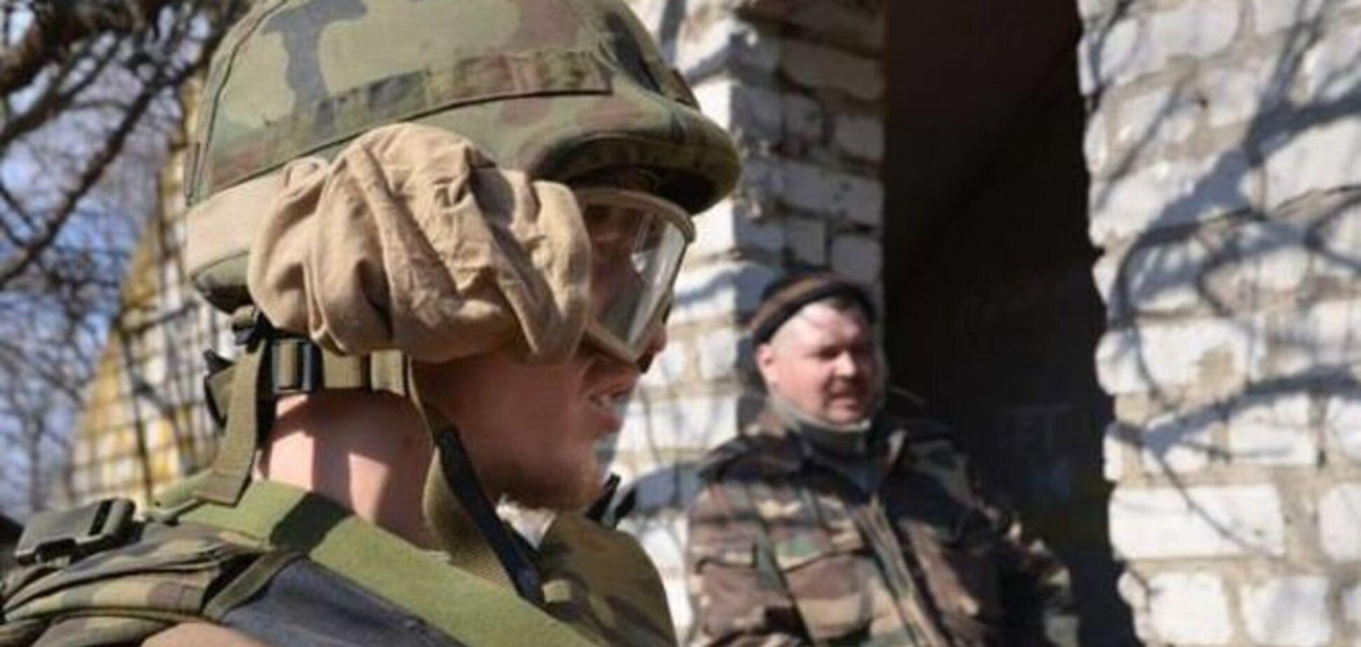 'Азов' вывел часть сил из Широкино: официальное заявление