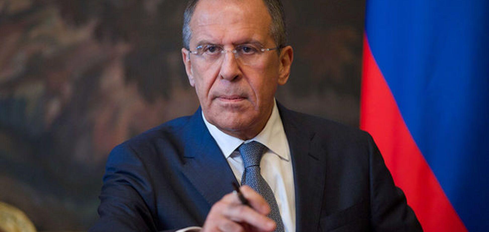 'Лже-миротворец' Лавров нажаловался в ОБСЕ на Украину: испугался за Донецк