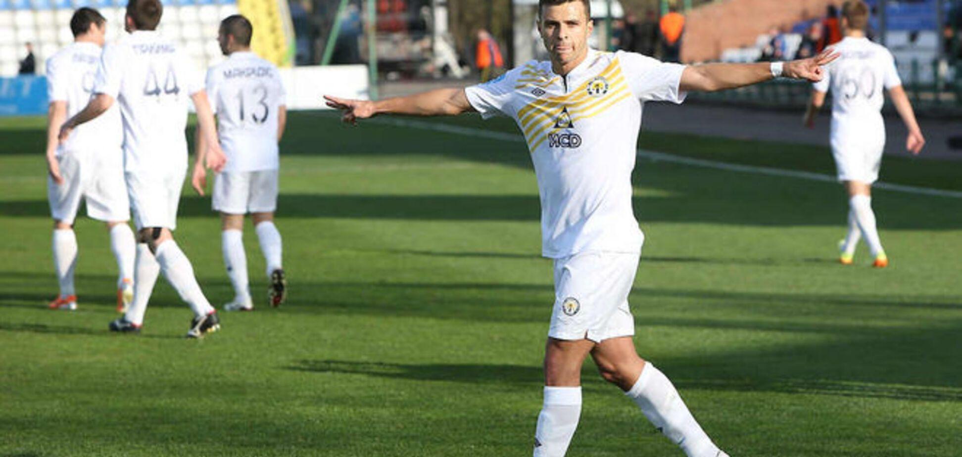'Динамо' не захотело покупать бразильского голеадора