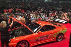 Культовое авто из 'Форсажа' продали с аукциона за баснословную сумму
