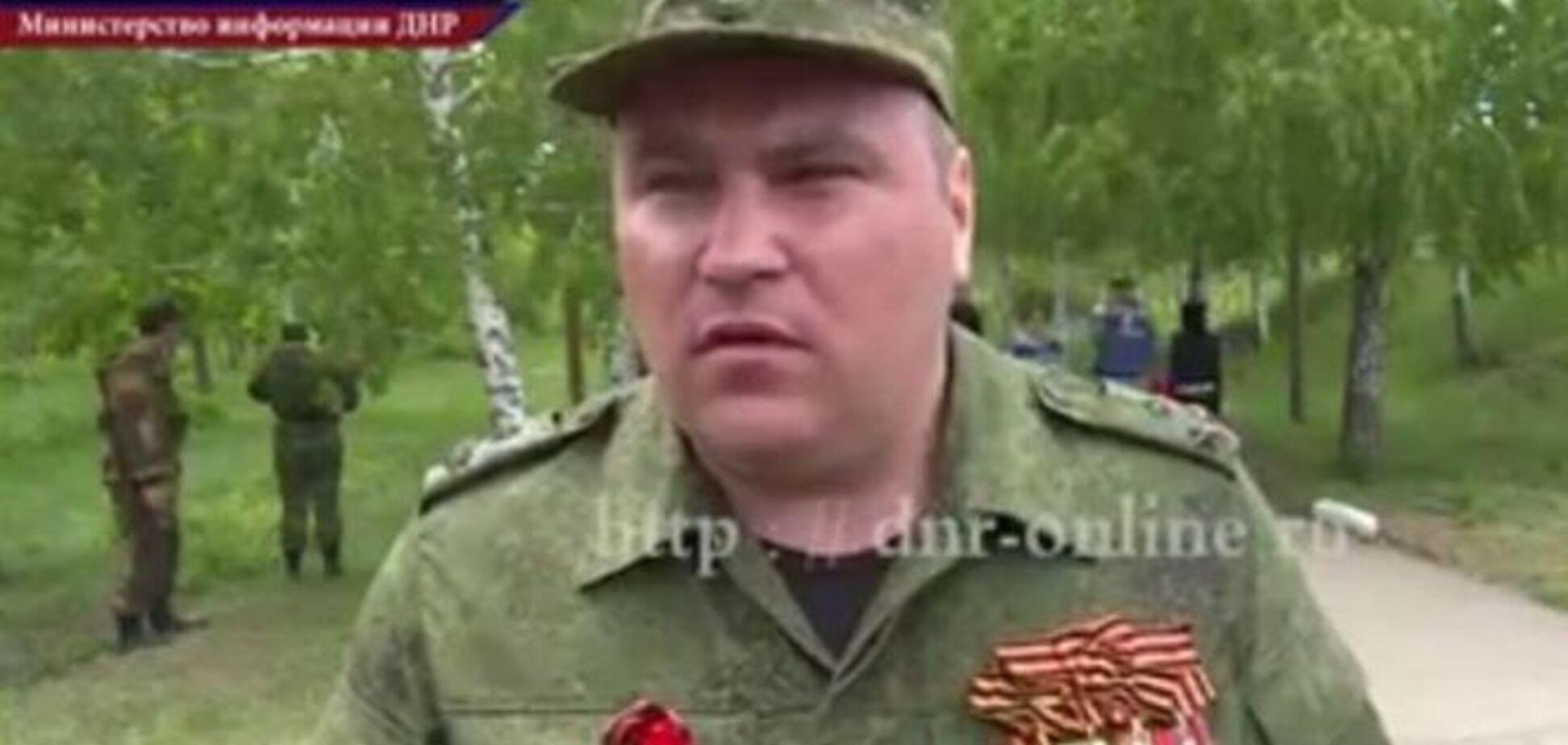 'Заступник міністра оборони' ДНР 'виявився звичайним російським кримінальним злочинцем