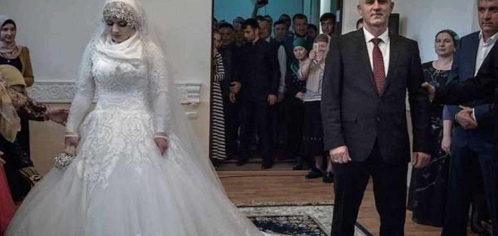 Рада з прав людини при президенті Росії зацікавилася 'весіллям тисячоліття'