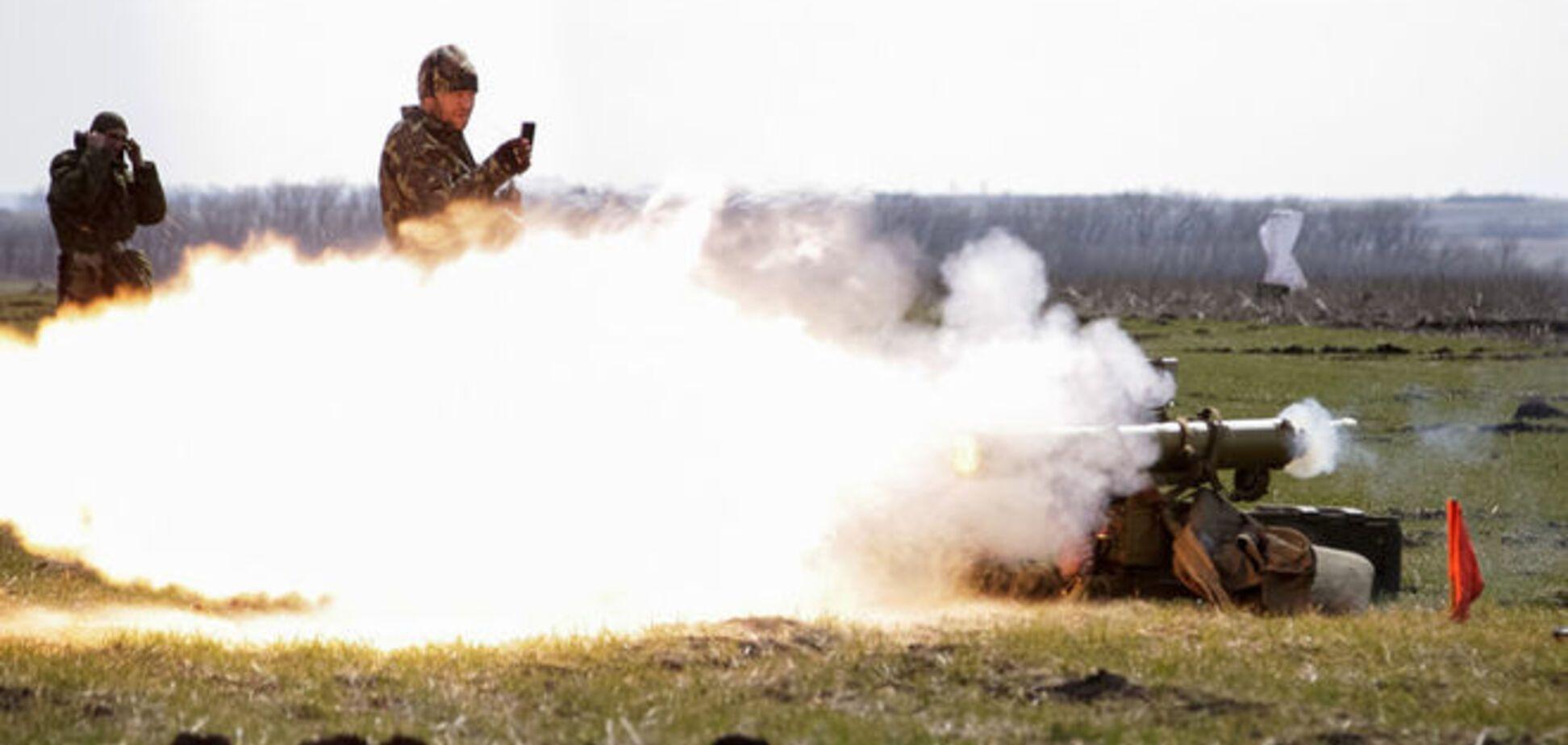ГРУ Генштабу Росії координує вогонь терористів на Донбасі - СБУ