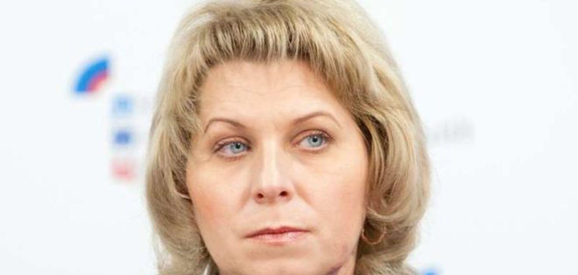 Украсть побольше и бежать подальше: как 'министр ЛНР' перед побегом обчистила склады с гуманитаркой