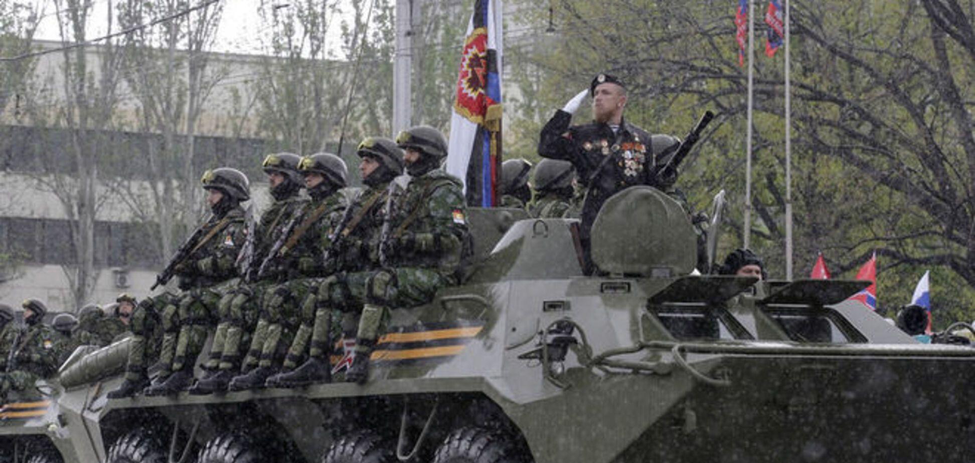 Террористы 'ЛНР' в срочном порядке проводят передислокацию сил