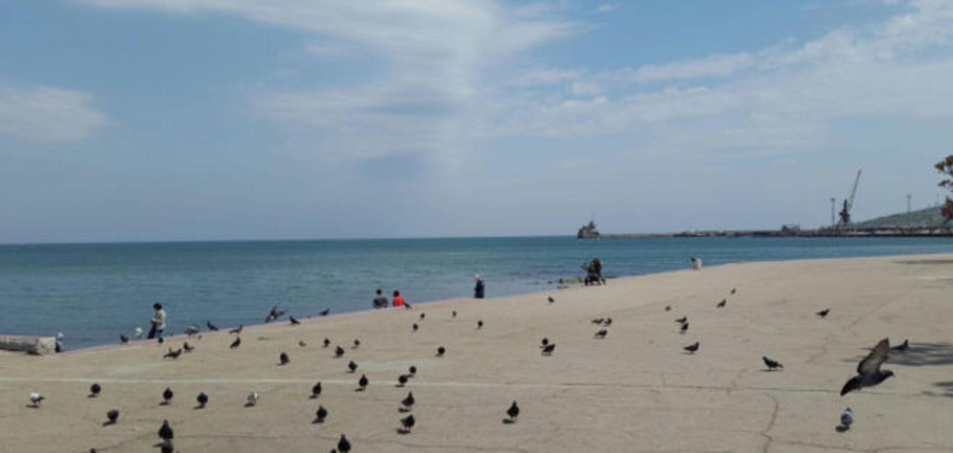 Как 'кипит' жизнь в оккупированном Крыму